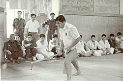Remy Presas, father of modern arnis