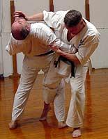 FightingArts com - The O-Soto-Gari Judo Throw In Jujutsu